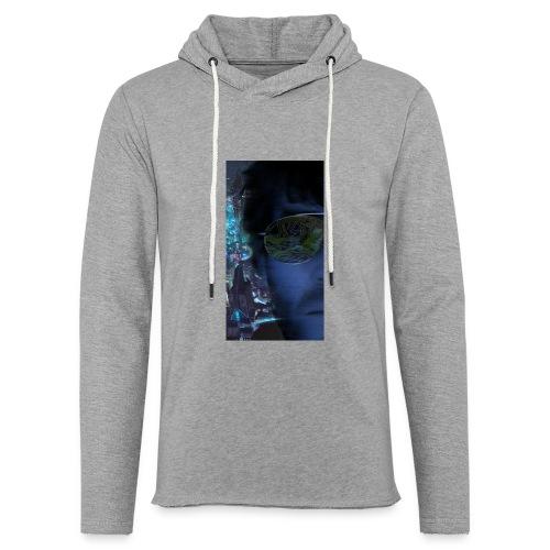 Cyberpunk - Fly verkligheten med en T-shirt - Lätt luvtröja unisex