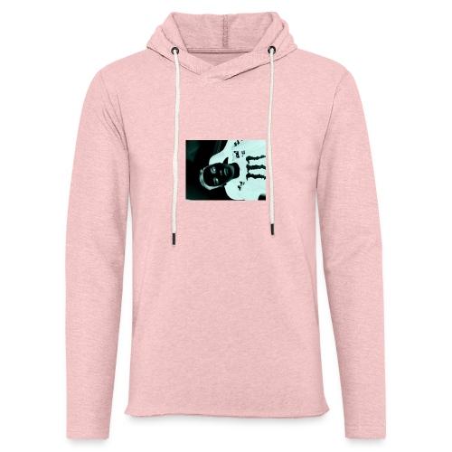Mikkel sejerup Hansen T-shirt - Let sweatshirt med hætte, unisex