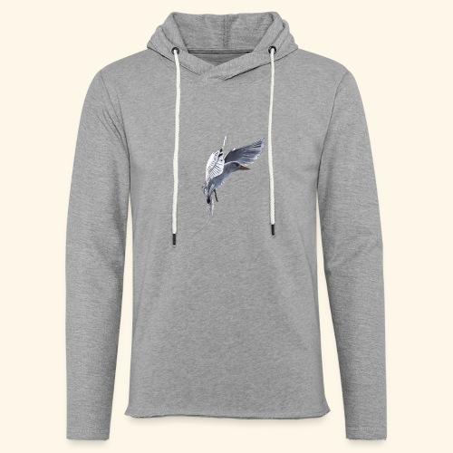 Weißschwanz Tropenvogel - Leichtes Kapuzensweatshirt Unisex