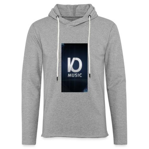 iphone6plus iomusic jpg - Light Unisex Sweatshirt Hoodie