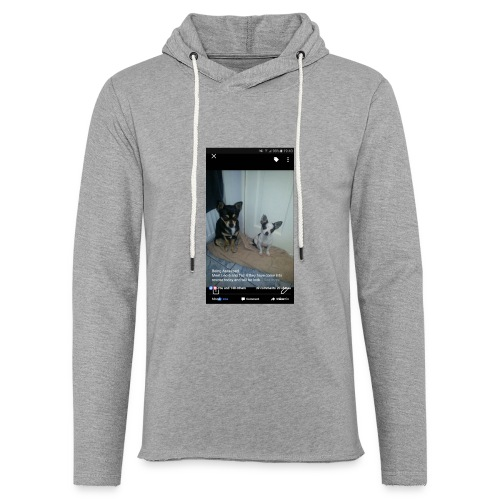 Dogs - Light Unisex Sweatshirt Hoodie