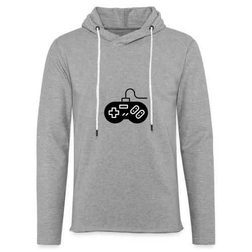manette - Sweat-shirt à capuche léger unisexe