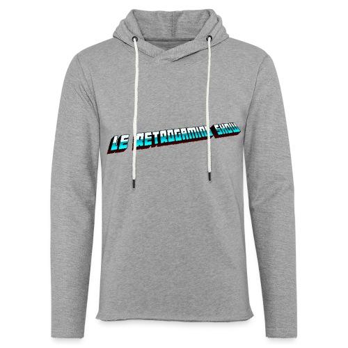 RGS - Sweat-shirt à capuche léger unisexe