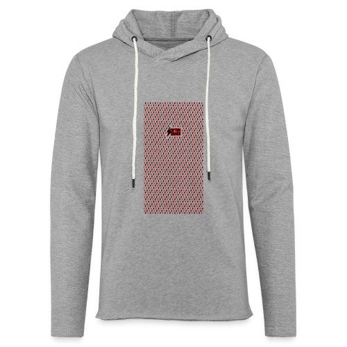 Long Cruiser - Sweat-shirt à capuche léger unisexe
