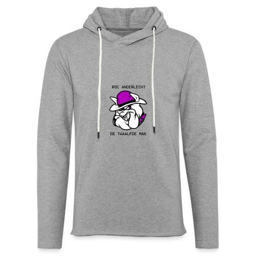 T-shirt D12M - Lichte hoodie unisex