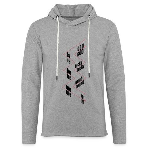G.I.L.H.F.M. - Lichte hoodie unisex