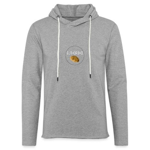 ElthoroHD trøje - Let sweatshirt med hætte, unisex