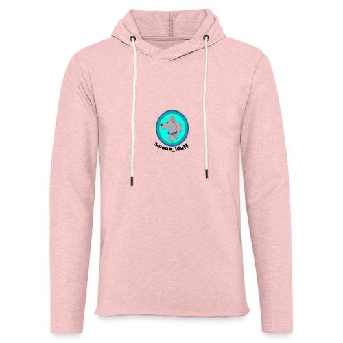 Spoon_Wolf_2-png - Light Unisex Sweatshirt Hoodie
