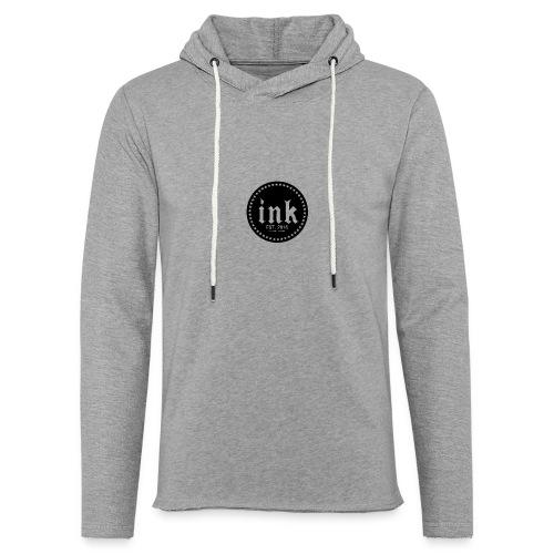 INK Tee - Let sweatshirt med hætte, unisex