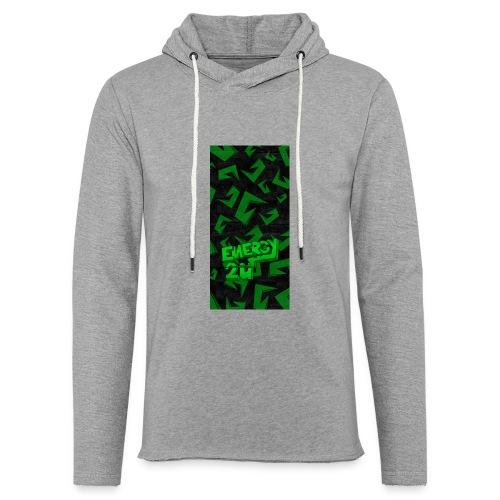 hoesje - Lichte hoodie unisex