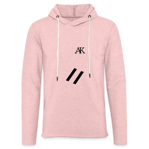 design tee - Lichte hoodie unisex