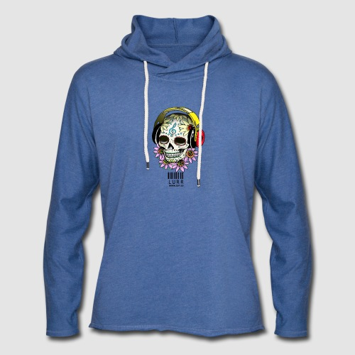 smiling_skull - Light Unisex Sweatshirt Hoodie
