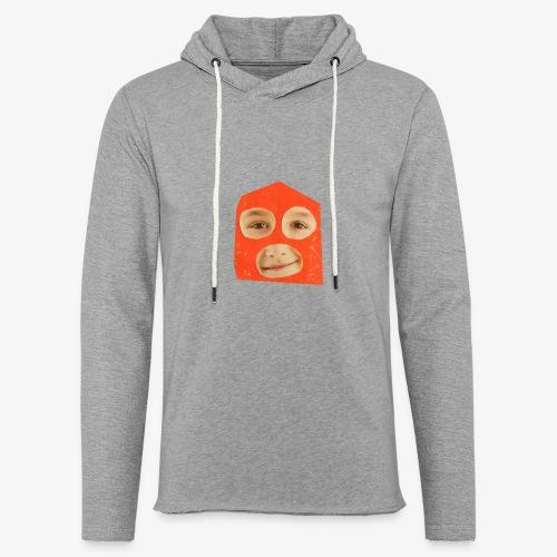 Abul Fissa - Sweat-shirt à capuche léger unisexe