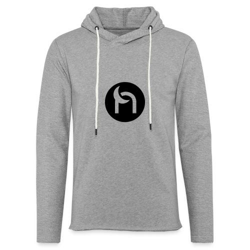 Nocturnal Samurai Black - Light Unisex Sweatshirt Hoodie
