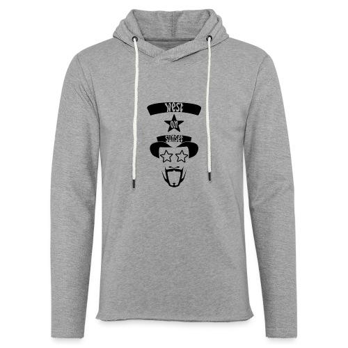 westonsunset_head - Light Unisex Sweatshirt Hoodie
