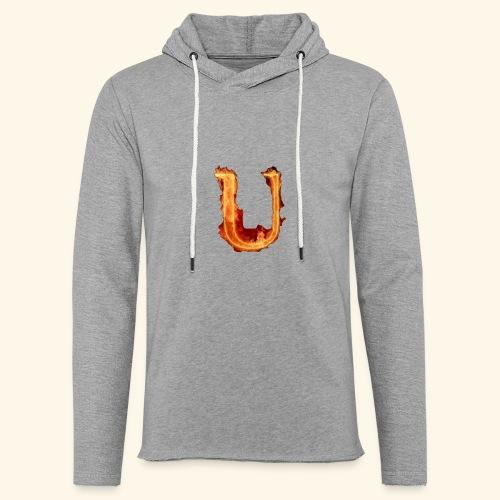 UppaWorld's Stuff - Felpa con cappuccio leggera unisex