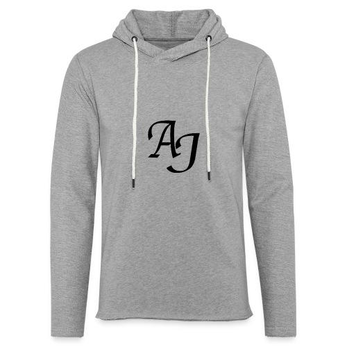 AJ Mouse Mat - Light Unisex Sweatshirt Hoodie