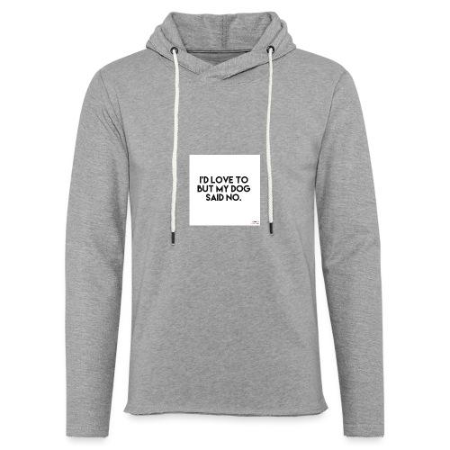 Big Boss said no - Light Unisex Sweatshirt Hoodie