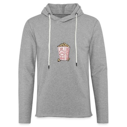 Popcorn trøje   ML Boozt   - Let sweatshirt med hætte, unisex