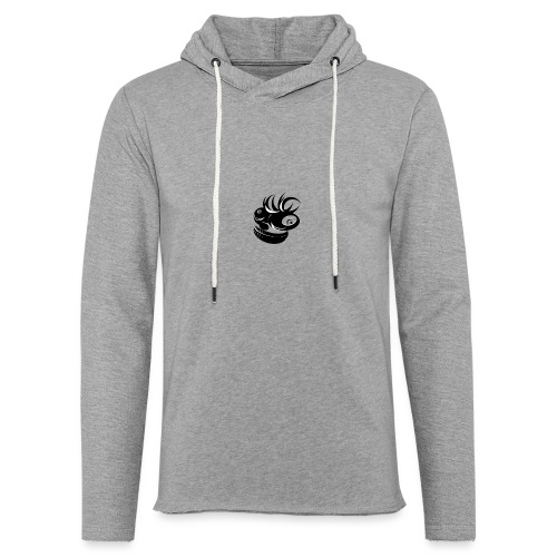 gekke aap - Lichte hoodie unisex