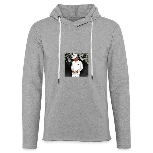 Nigga - Let sweatshirt med hætte, unisex