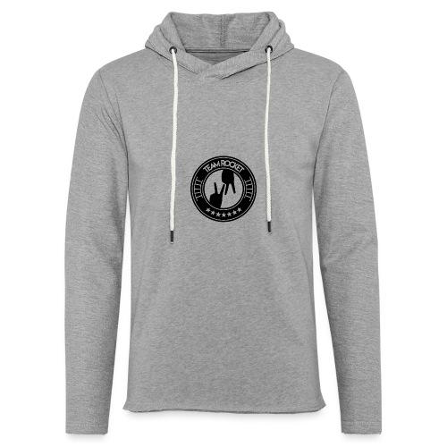 TEAM ROCKET NOIR - VapeNaysh - Sweat-shirt à capuche léger unisexe