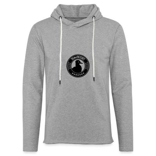 TEAM ROCKET NOIR - Pierre - Sweat-shirt à capuche léger unisexe