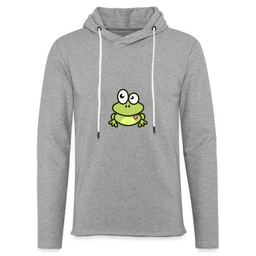 Frog Tshirt - Light Unisex Sweatshirt Hoodie
