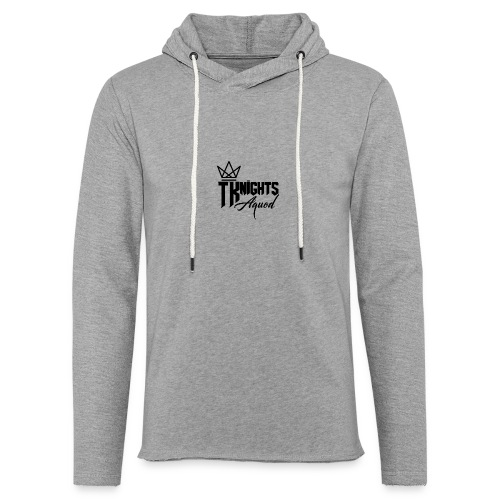Tknights Aquod - Sweat-shirt à capuche léger unisexe