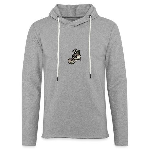KrusherLogo - Lekka bluza z kapturem