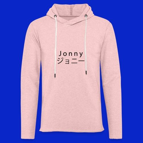 J o n n y (black) - Light Unisex Sweatshirt Hoodie