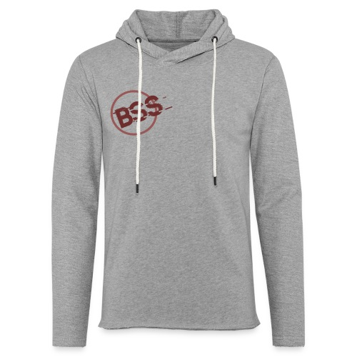 BSS Logo No background - Light Unisex Sweatshirt Hoodie