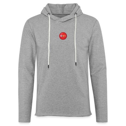 G ONE RADIO - Sweat-shirt à capuche léger unisexe
