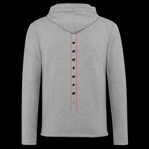 Ventura Back Logo - Lichte hoodie unisex