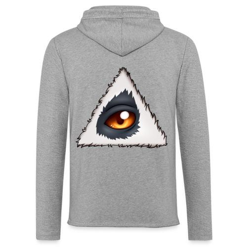 Lemurnati - Let sweatshirt med hætte, unisex