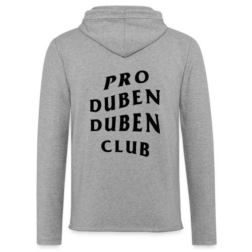 Pro Duben Duben Club S1 - Leichtes Kapuzensweatshirt Unisex