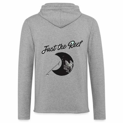 moon just the reef - Sweat-shirt à capuche léger unisexe