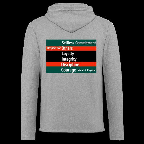 S.O.L.I.D.C. - Light Unisex Sweatshirt Hoodie