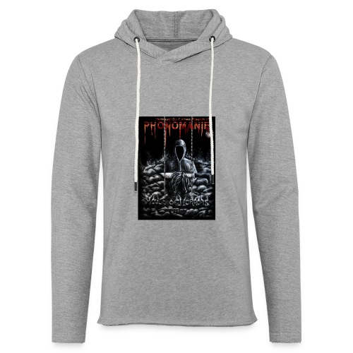 Phonomanie House of Horrors Edition - Leichtes Kapuzensweatshirt Unisex