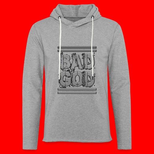 BadGod - Light Unisex Sweatshirt Hoodie