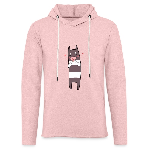Donut Monster - Light Unisex Sweatshirt Hoodie
