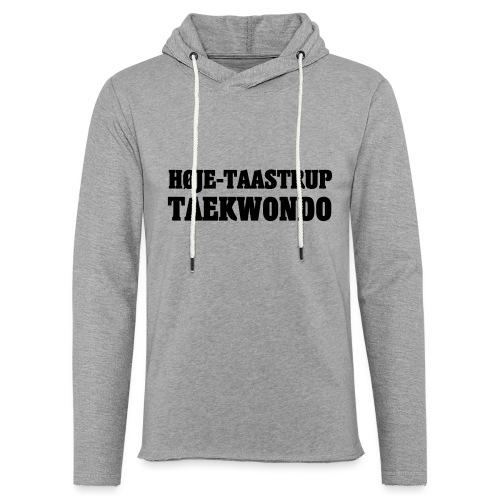 Høje-Taastrup Front Tryk - Let sweatshirt med hætte, unisex