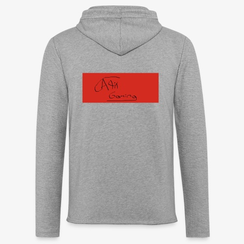 AliT Gaming signed - Light Unisex Sweatshirt Hoodie