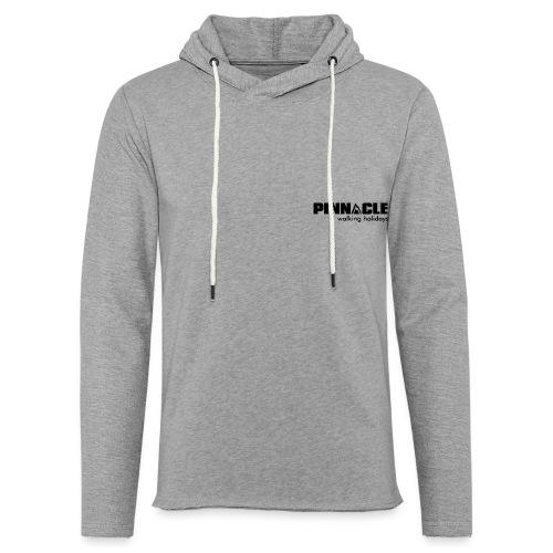 Pinnacle Logo - Light Unisex Sweatshirt Hoodie