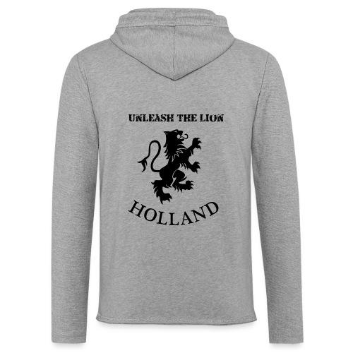 HOLLAND Unleash the LION - Lichte hoodie unisex