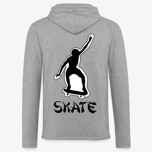 skate - Lichte hoodie unisex