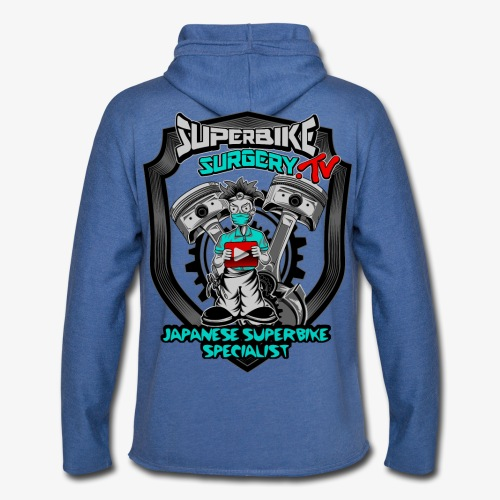 Superbike Surgery TV - Light Unisex Sweatshirt Hoodie