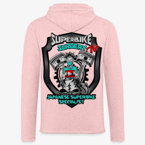 Superbike Surgery TV - Light Unisex Sweatshirt Hoodie