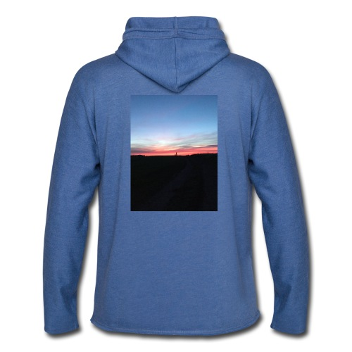 late night cycle - Light Unisex Sweatshirt Hoodie