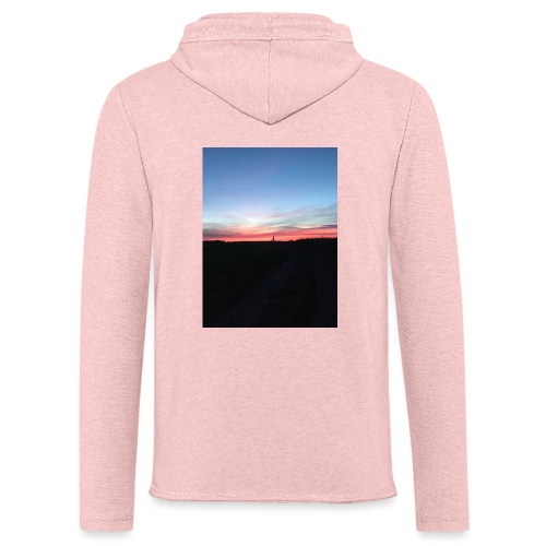 late night cycle - Light Unisex Sweatshirt Hoodie